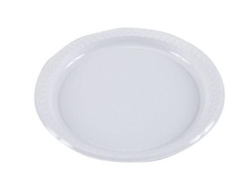 23cm Plastic Disposable Plate
